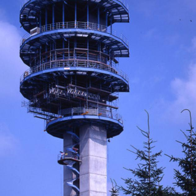 Gibloux-Tower