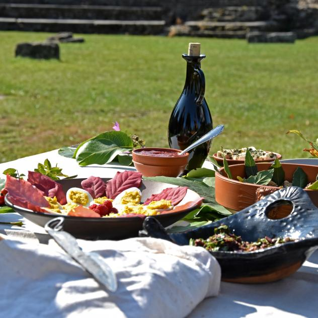 Guided Tour  – A Gourmet Walk, Roman-style
