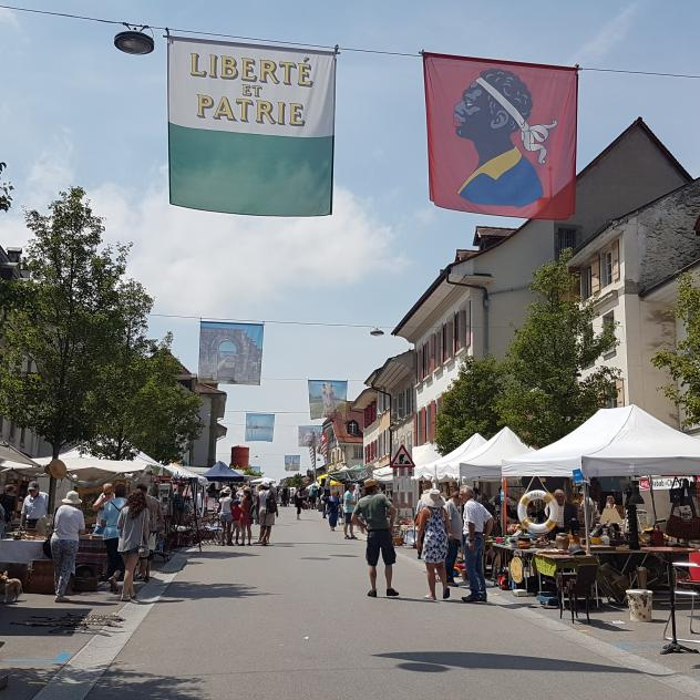 """Les Artisanales d'Avenches"" - Art and craft market"