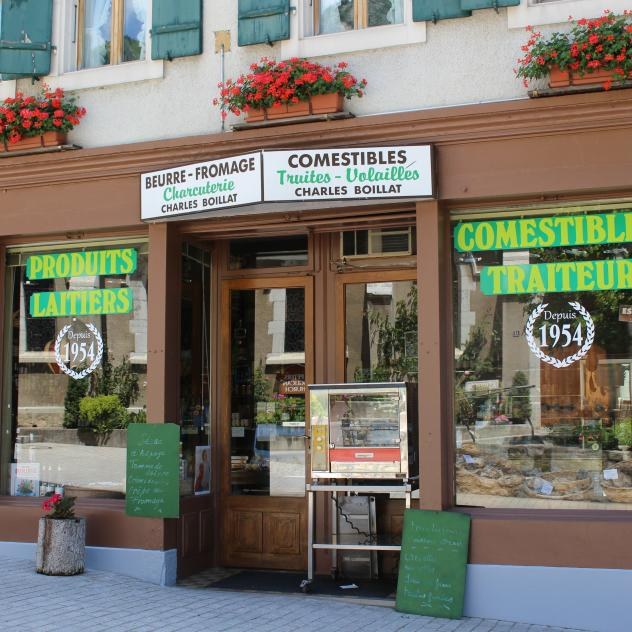 Comestibles Boillat Charles