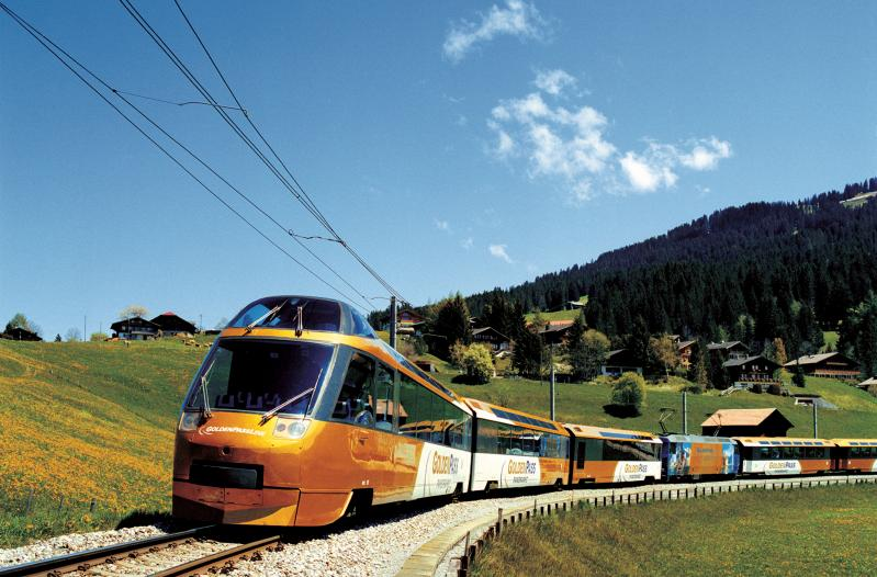 GoldenPass Line ©GoldenPass Services