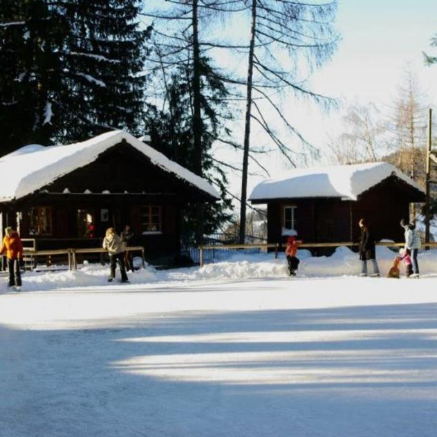 Ice rink of Caux