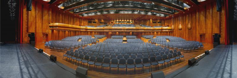 2m2c – Montreux Music & Convention Centre © Shawnee Bardet