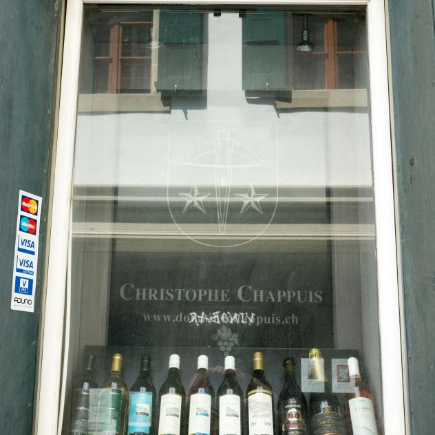 Christophe Chappuis Domain