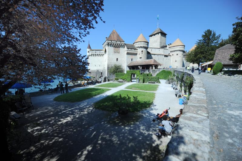 Chillon Castle © Laurent Ryser