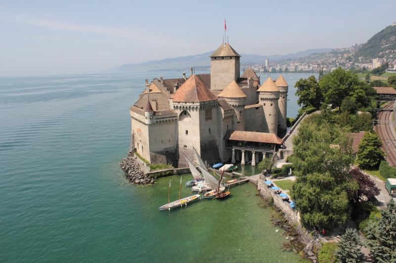 Schloss Chillon ©© www.vision-air.ch
