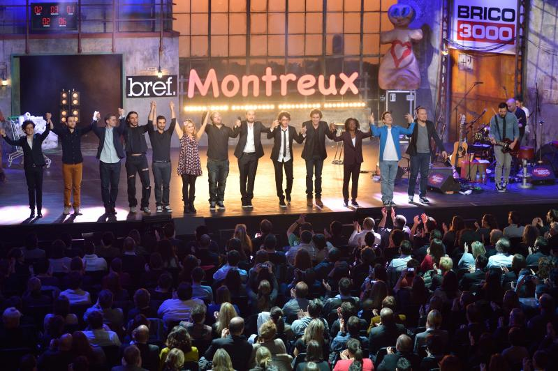 Montreux Comedy Festival ©© Olivier Wavre / wavre.ch