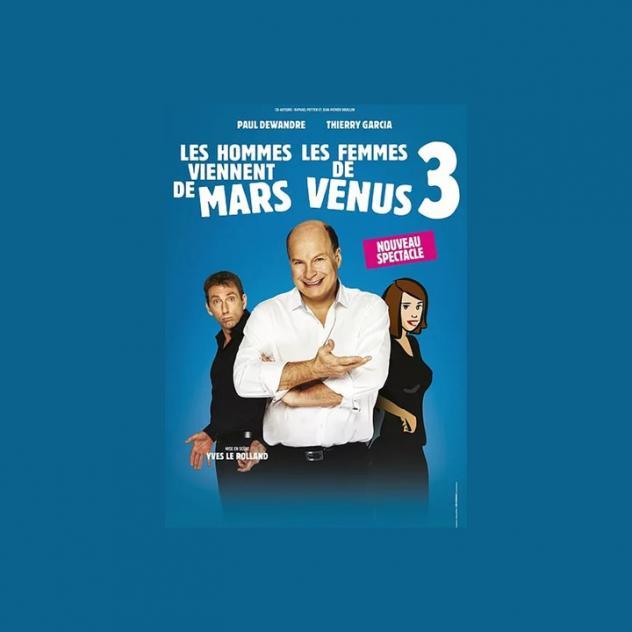 "Show - ""Men come from Mars, women from Venus"""