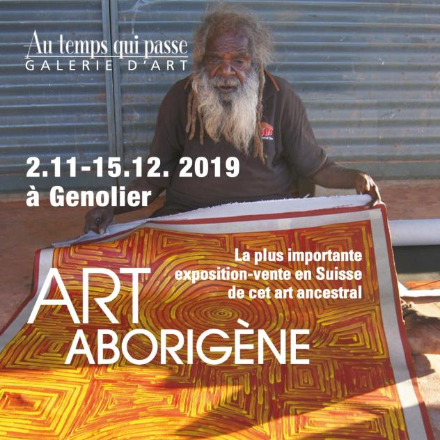 "Aboriginal Art Exhibition - Gallery ""In Time"""
