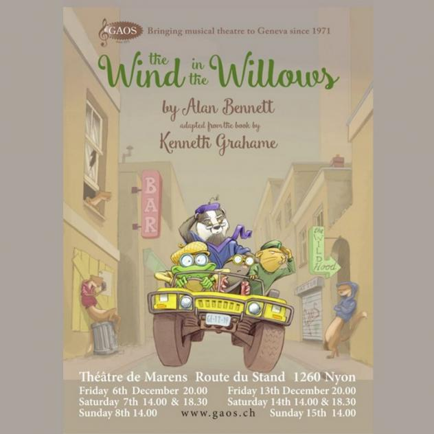 """The Wind in the Willows"" - GAOS"