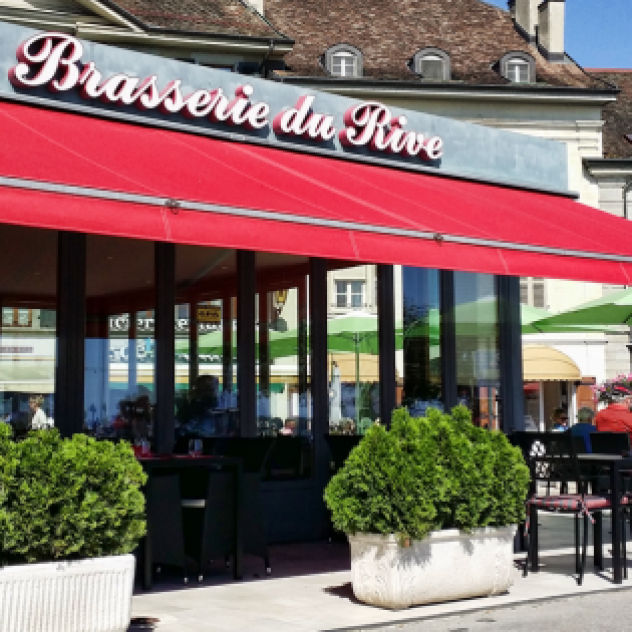 Brasserie du Rive (12 GM points)