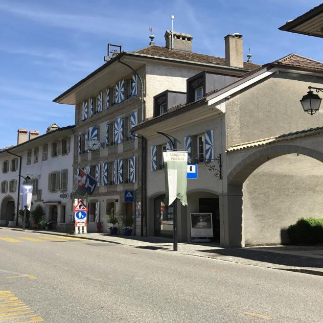 Tourist information Coppet