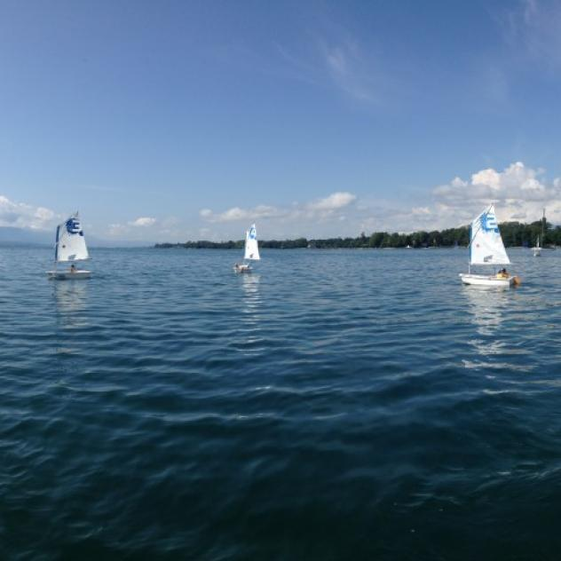Sailing school of Terre Sainte