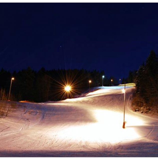 Skiing by night and fondue - Package