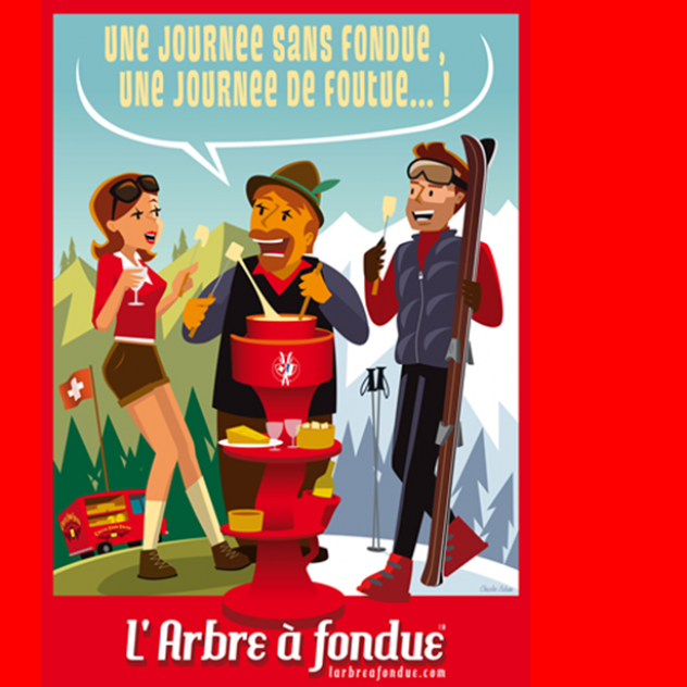 "2. edition of ""Mondial de Fondue"" !"