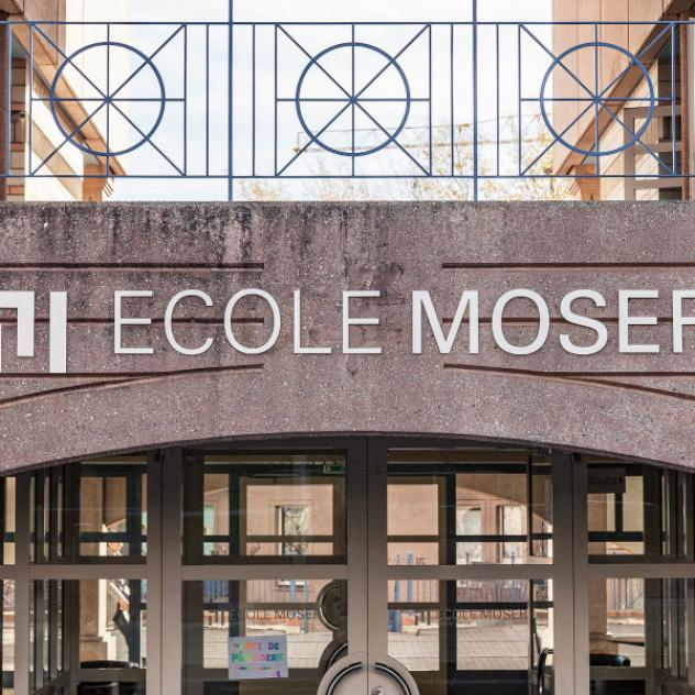 Moser School in Nyon