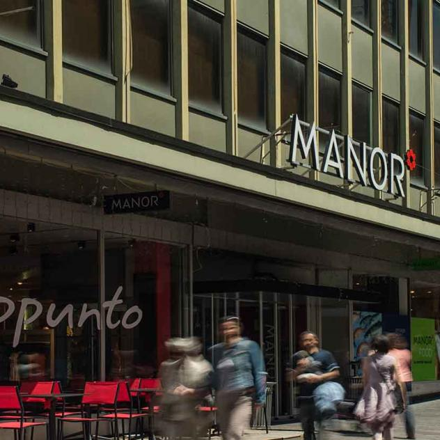Shop Manor Nyon