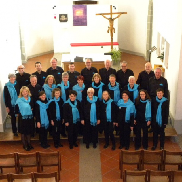 Concert - Choir Arpege de Trélex - St Joseph's Church in Rolle