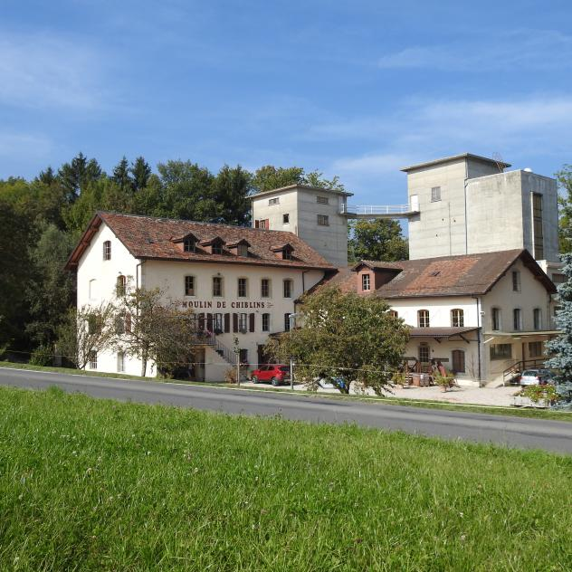 Swiss Agricultural Museum - Mill of Chiblins