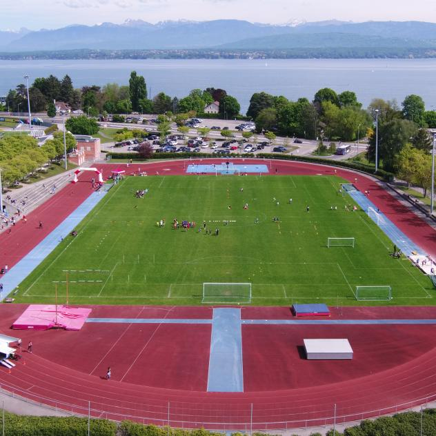 Colovray Sports complex, Nyon
