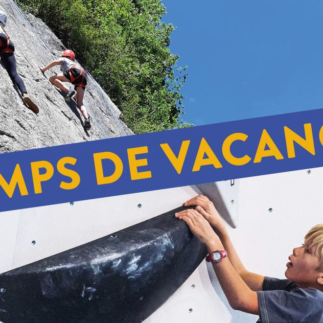 Klettercamps - Totem Escalade