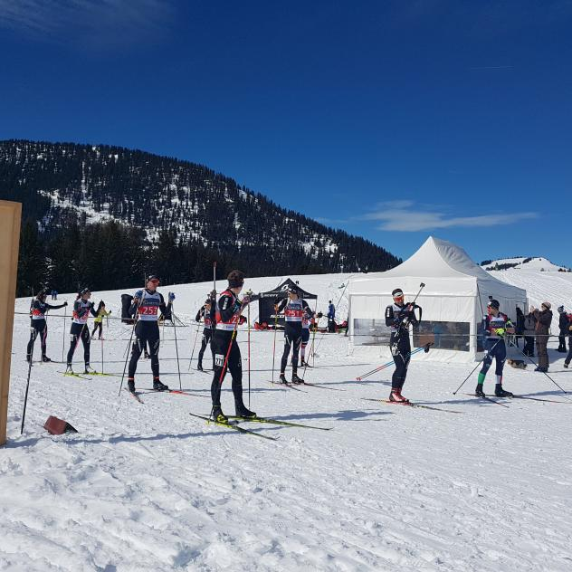 Swiss Biathlon Cup Kids and Challenger