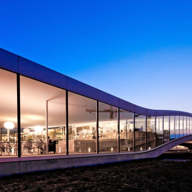 The Rolex Learning Center