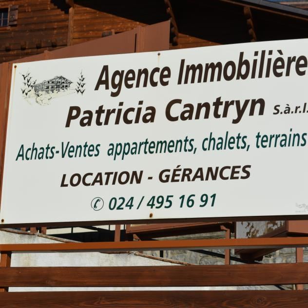 Agence immobilière Patricia Cantryn Sàrl