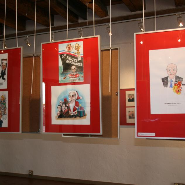 House of Press Caricatures