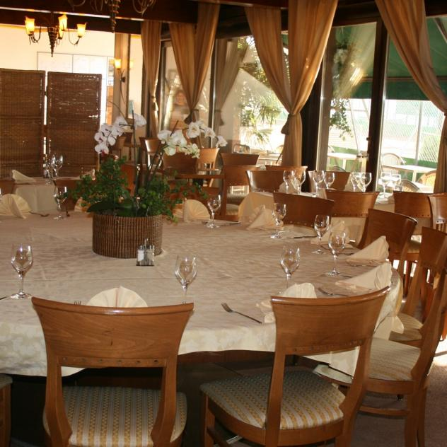 Restaurant du Tennis-Club