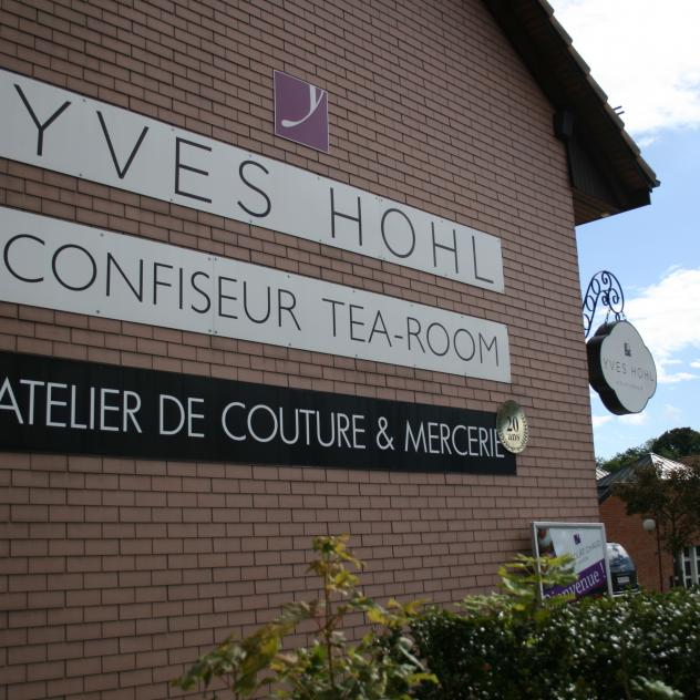 Confectionery Yves Hohl