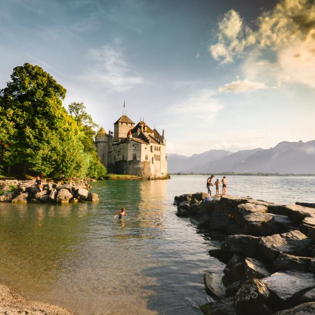 Chillon Summer
