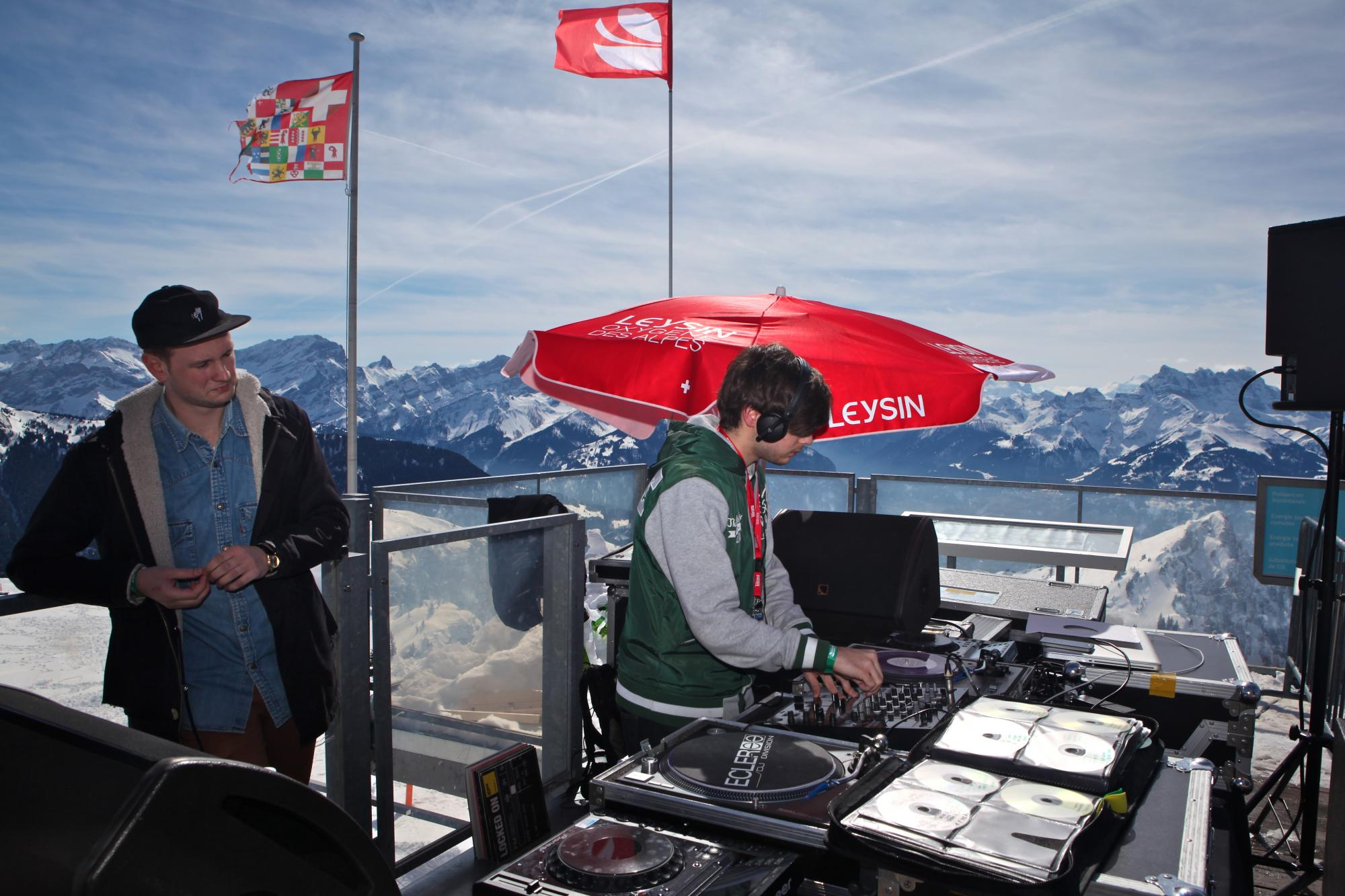 Worldwide Festival Leysin
