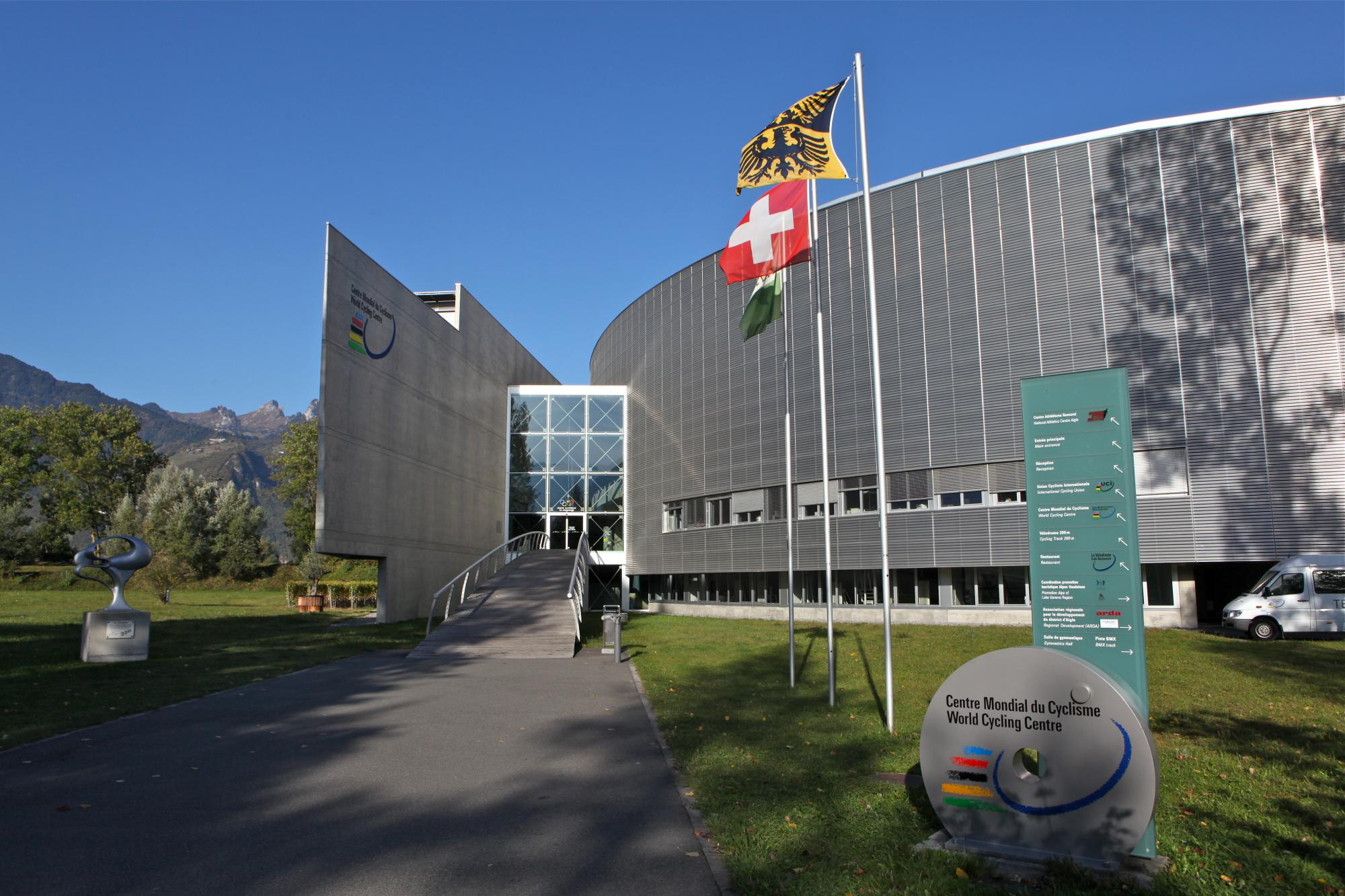 World Cycling Centre - Aigle