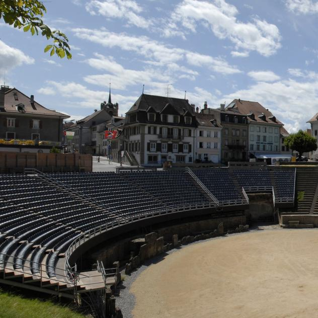 Avenches, roman history and contemporary culture