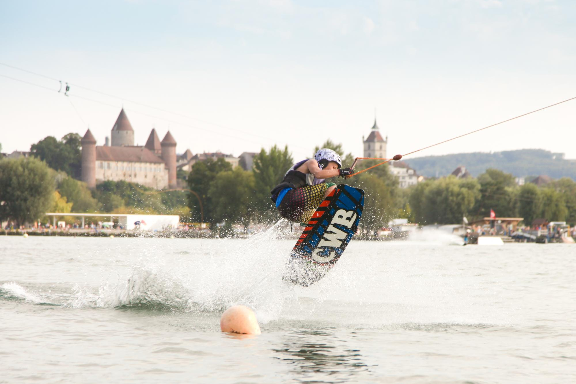 Wakeboard in Estavayer-le-Lac