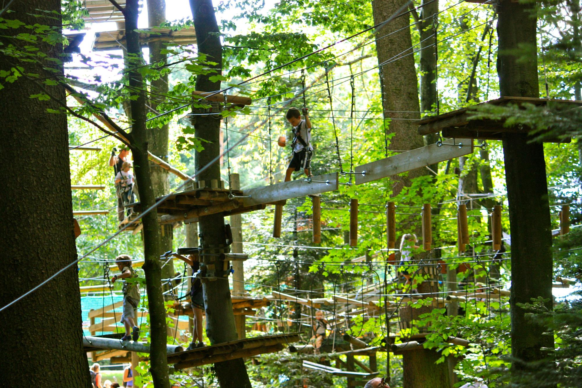 Adventure Park, Signal de Bougy