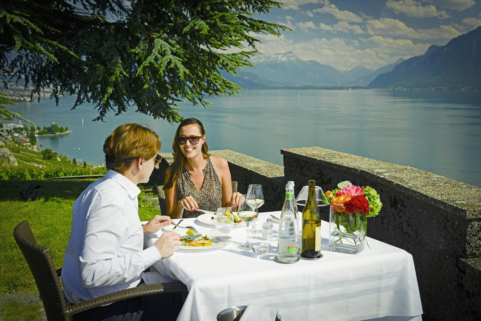 Gastronomy in Lavaux