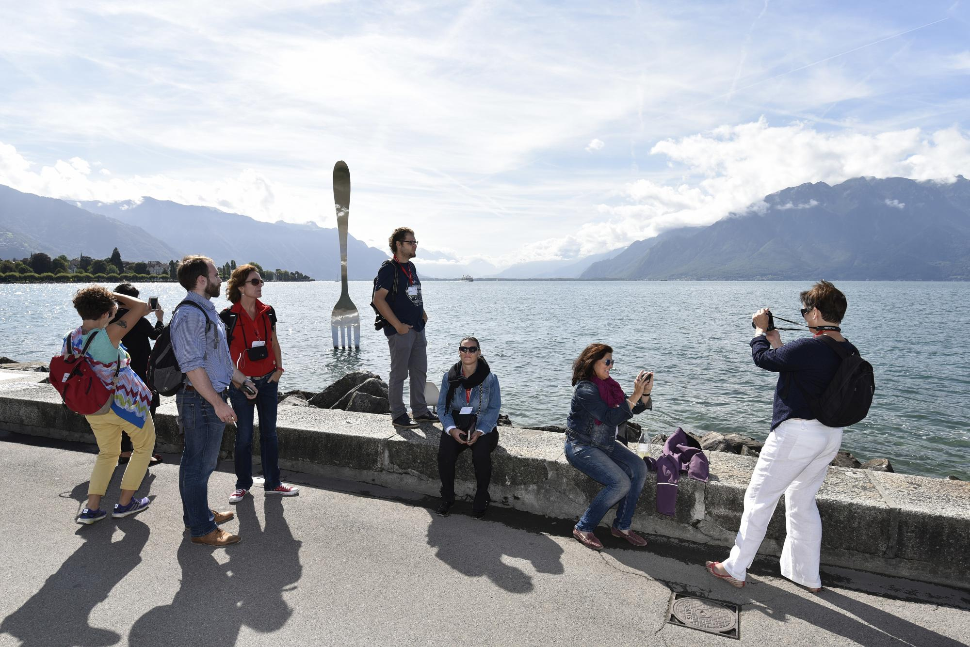 Excursions in Vevey