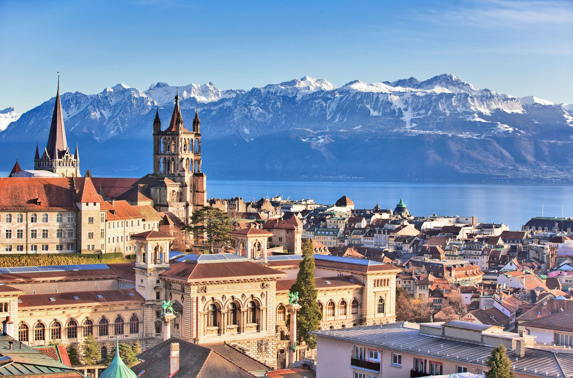 10 reasons to visit the Canton of Vaud