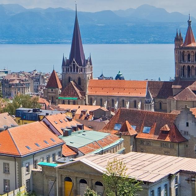Lausanne, dynamic Olympic capital