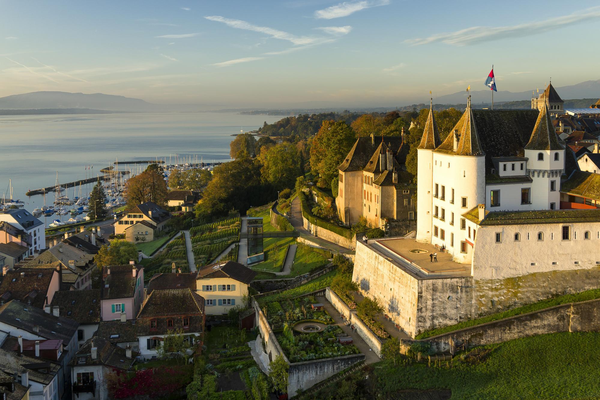 Город Монтрё | Montreux | Швейцария. Монтрё ...