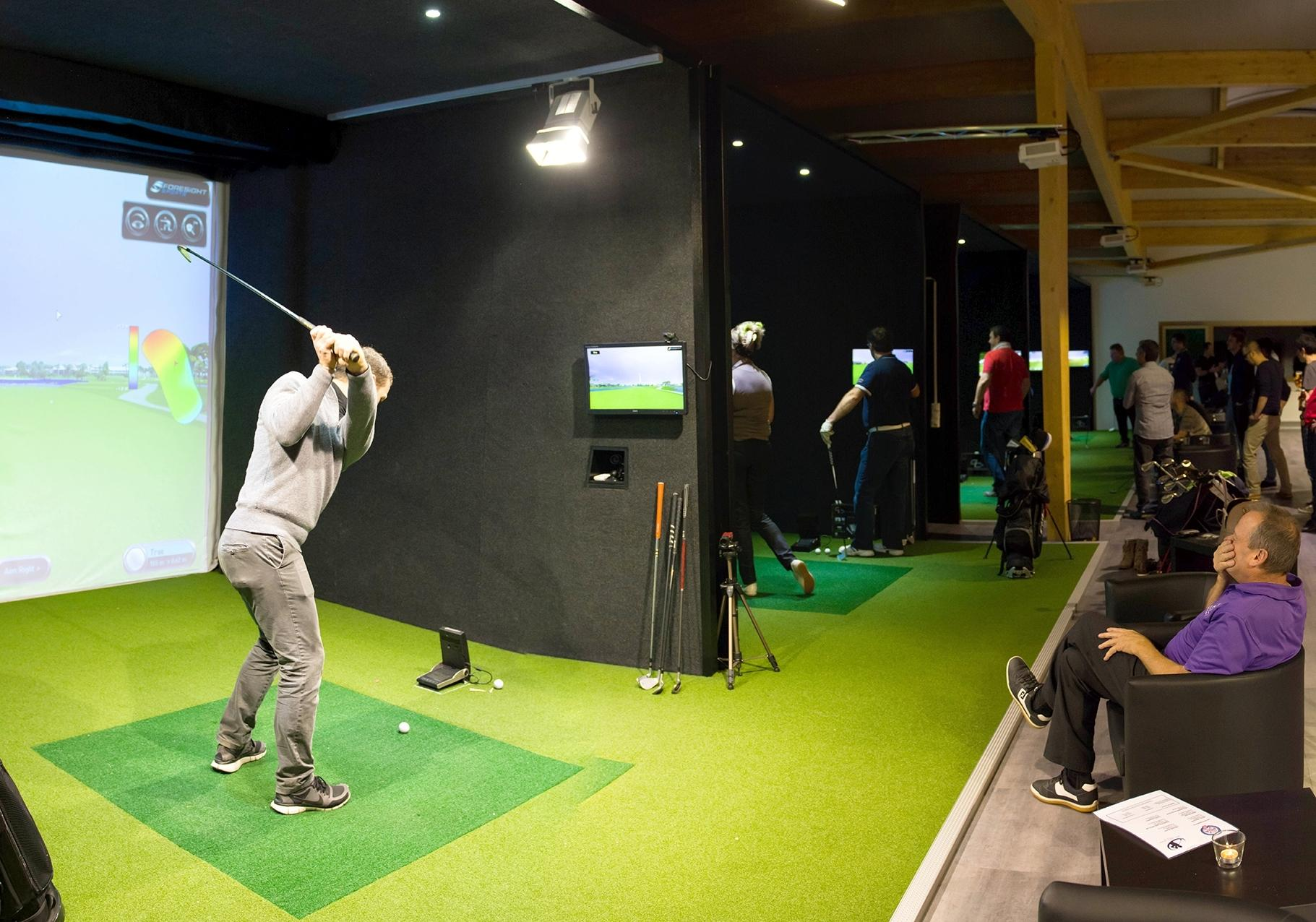 Golf Indoor Broye