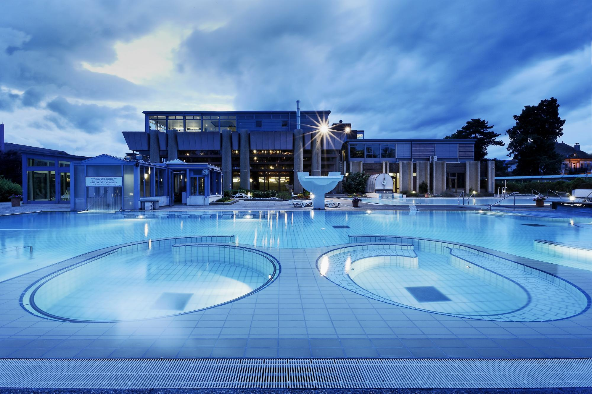 Thermal Center Yverdon-les-Bains