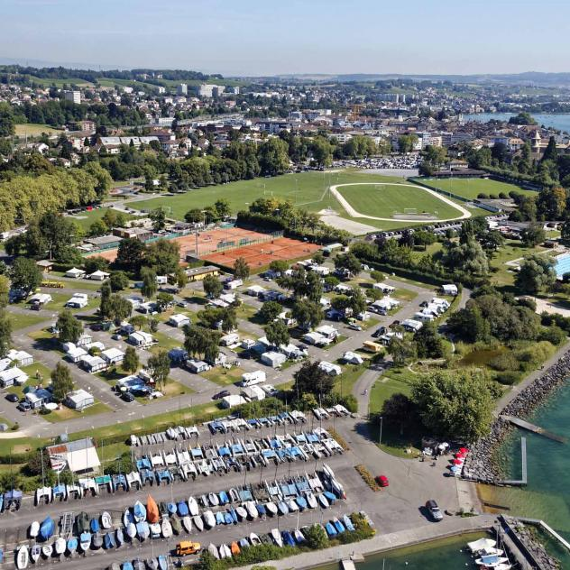 Camping TCS Morges (***)