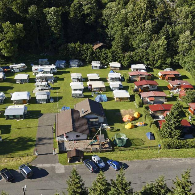 Camping Les Cheseaux (***)