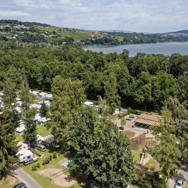 Camping TCS Salavaux Plage (****)