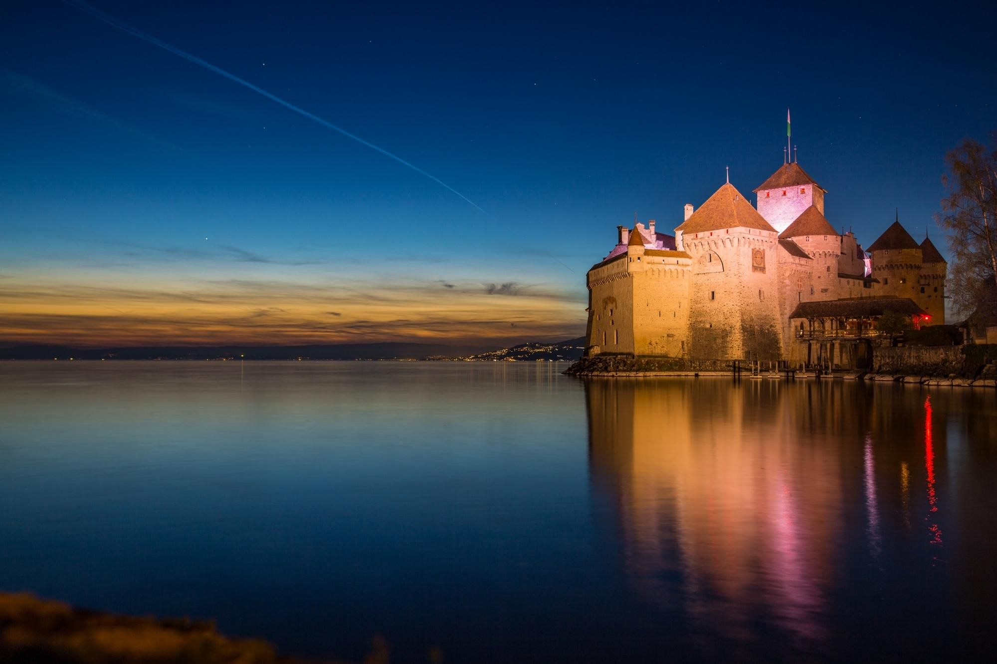 Castel of Chillon