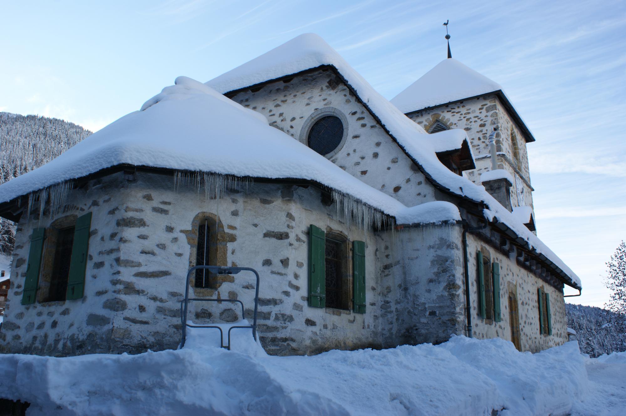 Chemin les diablerets vers l eglise 980 villars gryon les diablerets bex suisse - Office tourisme diablerets ...