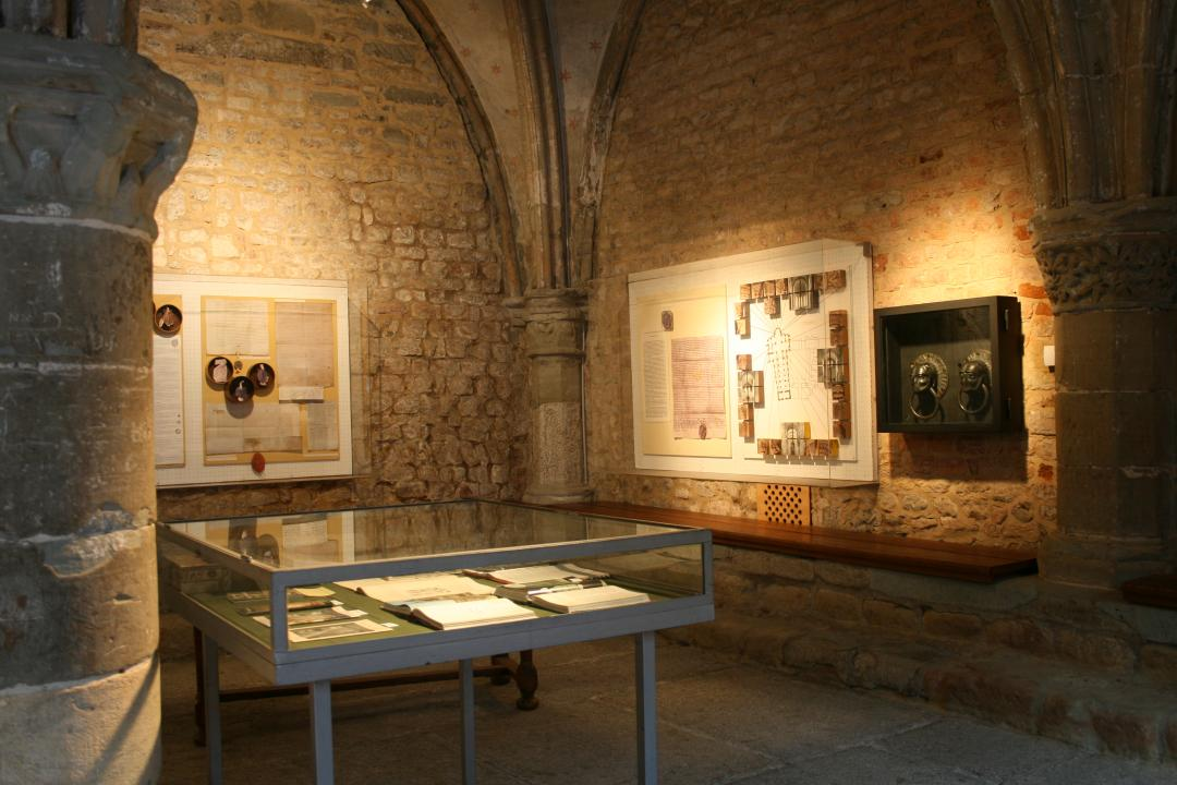 Payerne Abbey Museum